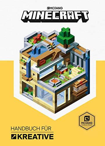 Minecraft, Handbuch für Kreative: Ein offizielles Minecraft-Handbuch