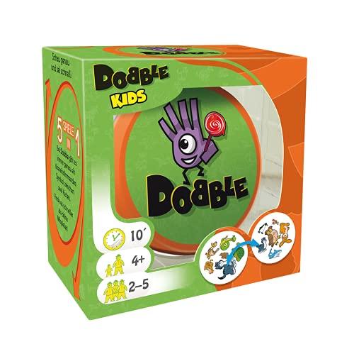 Asmodee Dobble Kids, Familienspiel, Reaktionsspiel,...