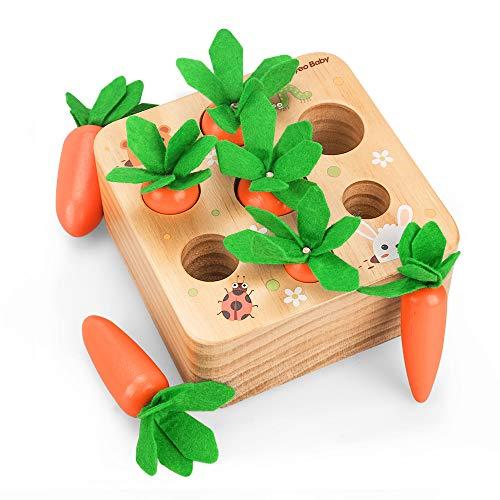 Montessori Baby Lernspielzeug, 1 Jahr Alte Kinder Vorschule...