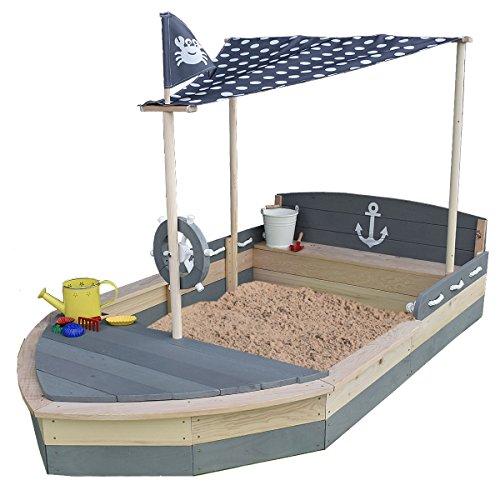 SUN Sandkasten Boot Krabbe