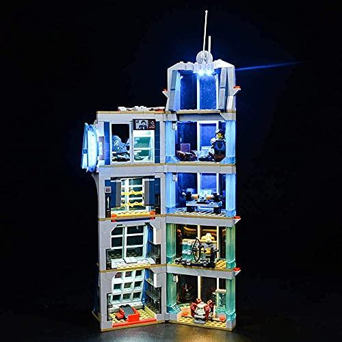 LAIQIAN LED Beleuchtung für Lego 76166, Beleuchtung Licht Set für...