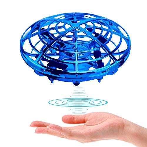 ShinePick UFO Mini Drohne, Kinder Spielzeug Handsensor Quadcopter...