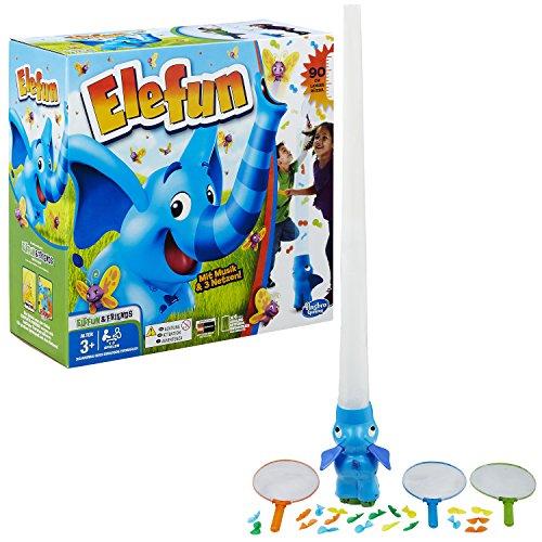 Hasbro B7714100 Elefun, Spielspaß mit Soundeffekten, Kinderspiel für...