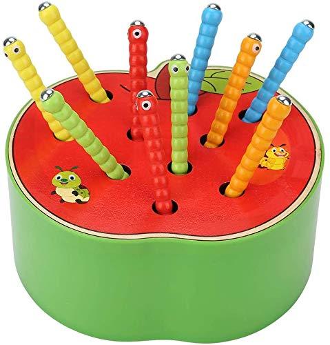 Afufu Kinderspielzeug ab 1 2 3 4 5 Jahren, Holz Montessori Spielzeug...