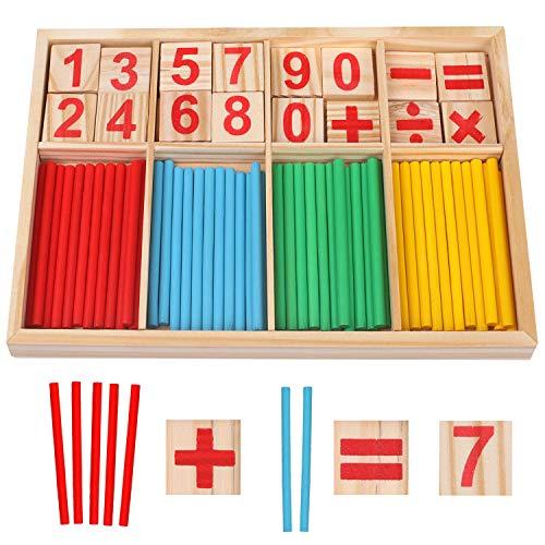 Camelize Montessori Mathe Spielzeug,mathematisches...