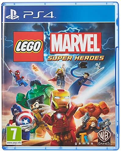 Lego Marvel Super Heroes PS4 [
