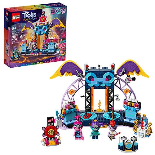 LEGO Trolls World Tour 41254 - Volcano Rock City Konzert (387 Teile)