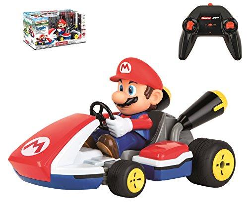Carrera RC Mario Kart - Mario Race Kart – Ferngesteuertes Rennauto...