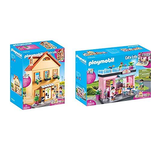 PLAYMOBIL City Life 70014 Mein Stadthaus, Ab 4 Jahren & City Life...