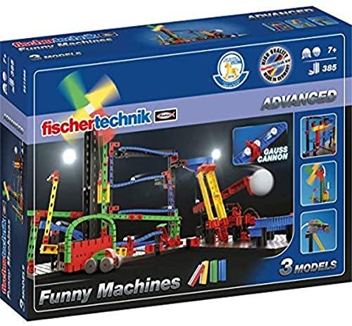 fischertechnik Funny Machines + Creative Box Basic