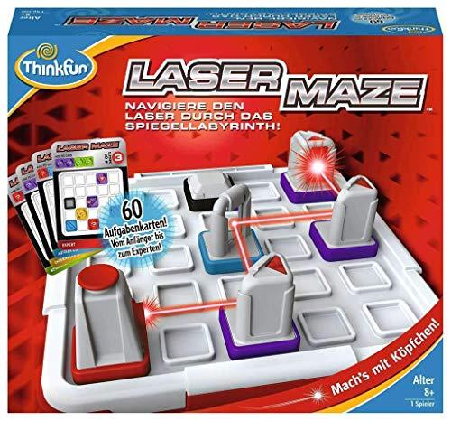 ThinkFun 76356 - Laser Maze - Spiel für Erwachsene und Kinder ab 8...