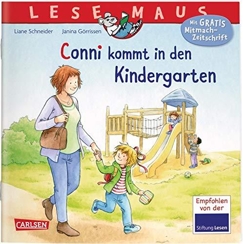 LESEMAUS 9: Conni kommt in den Kindergarten (Neuausgabe) (9)