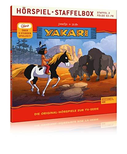 Yakari - Staffelbox 2 (mp3-CD) [Exklusiv bei Amazon.de] - Die...