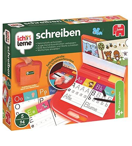 Jumbo Spiele 19563 ich lerne schreiben Lernspiel für Kinder, Ab 4...