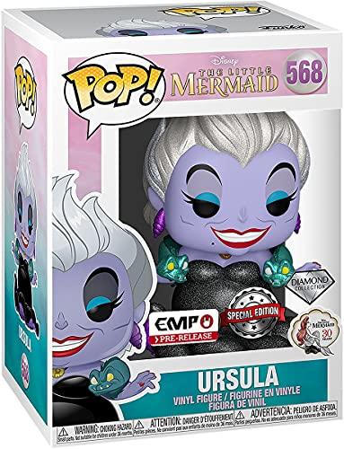 Arielle, die Meerjungfrau Disney Villains - Ursula (Diamond Glitter...