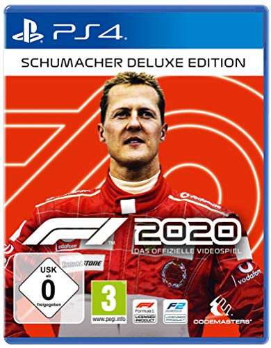 F1 2020 Schumacher Deluxe Edition (Playstation 4)