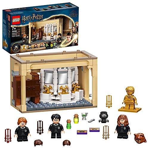 LEGO 76386 Harry Potter Hogwarts: Misslungener Vielsaft-Trank Set zum...