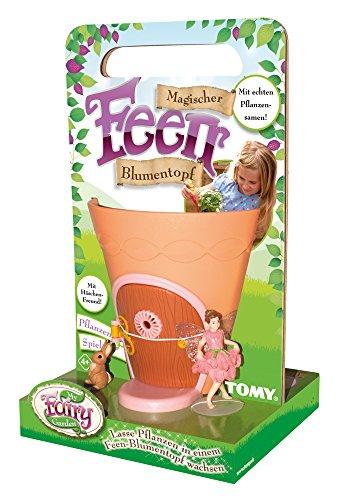 My Fairy Garden E72781DE, Samen Pflanzen & Spielen, Magischer Kinder ab 4 Jahre, Blumentopf selber bepflanzen...