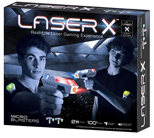 beluga Spielwaren 79005 Laser X Micro Double Blasters...