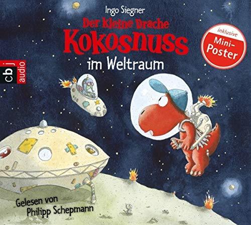 Der kleine Drache Kokosnuss im Weltraum - (Die Abenteuer des kleinen...