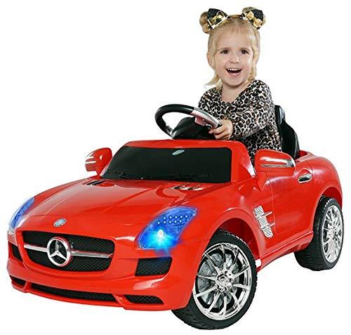 Actionbikes Motors Kinder Elektroauto Mercedes Benz AMG SLS -...