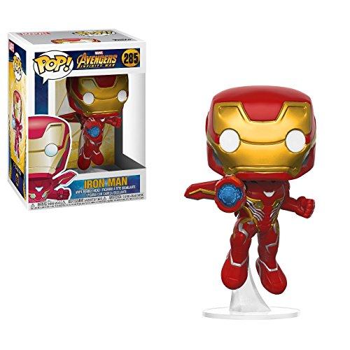 Funko 26463 Avengers Infinity War 26463 Pop Bobble Marvel Iron Man...