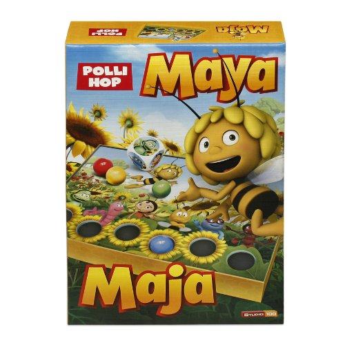 Studio 100 MEMA00000400 - Die Biene Maja, Merkspiel Polli Hop