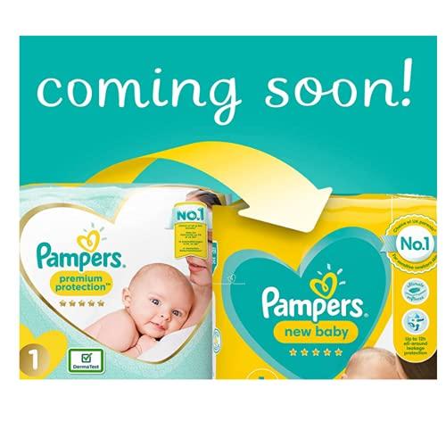 Pampers Windeln für Neugeborene, Größe 1, Premium-Schutz,...