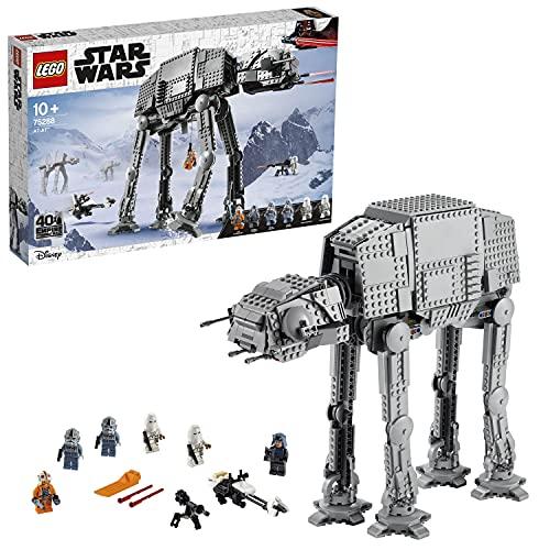 LEGO 75288 Star Wars at-at, Walker Spielzeug, 40. Jubiläum Set,...