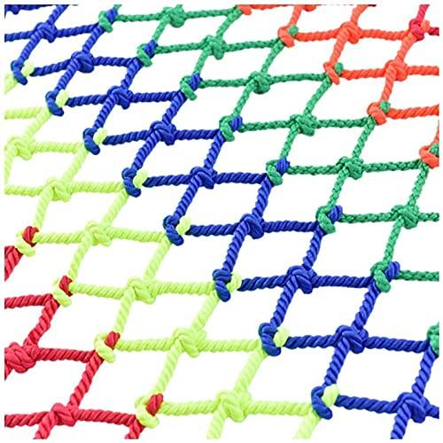 Schutznetz Outdoor Farbe Dekorative Seilnetz,Kletternetz Schutznetz,...