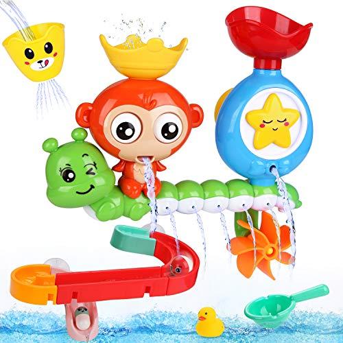 BBLIKE Badespielzeug für Babys, Kinder Wasser Dusche...