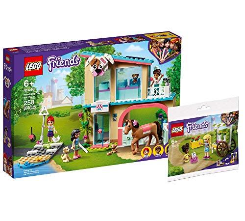 Collectix Lego Set - Friends Heartlake City Tierklinik 41446 + Friends...