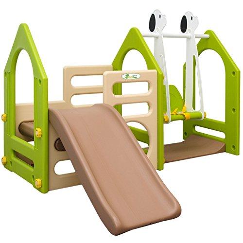 LittleTom Indoor Spielplatz ab 1 Jahr 155x135 Baby...