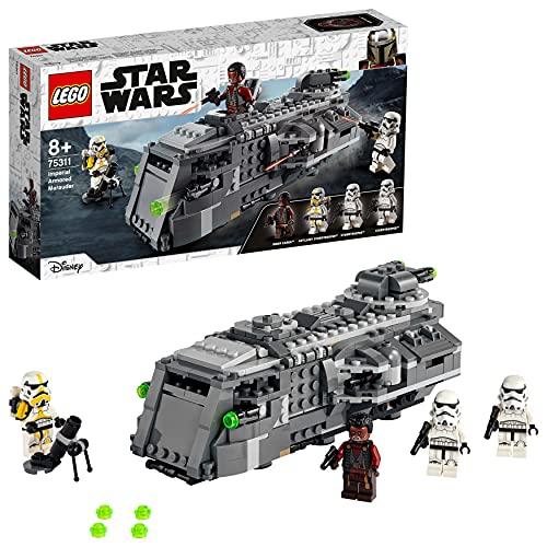 LEGO 75311 Star Wars Imperialer Marauder, Bauset Für Kinder Ab 8...
