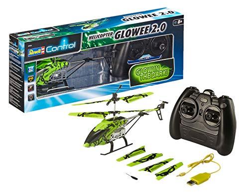 Revell Control 23940 RC Helicopter Glowee 2.0, 2.4GHz, einfach zu...