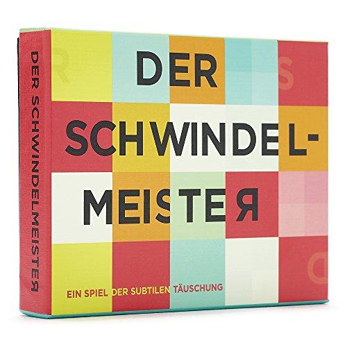 Gamely Games Der Schwindelmeister: Ein lustiges Gesellschaftsspiel der...