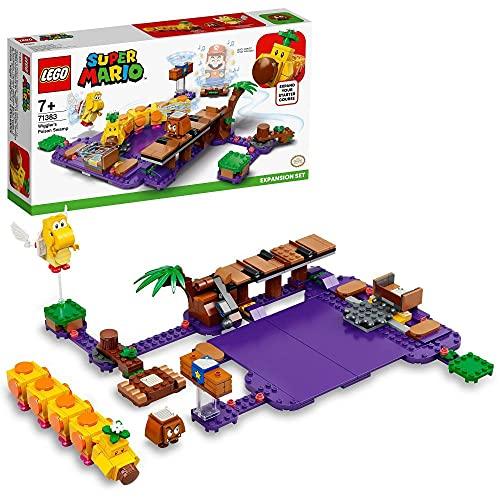 LEGO 71383 Super Mario Wigglers Giftsumpf–Erweiterungsset, modulares...