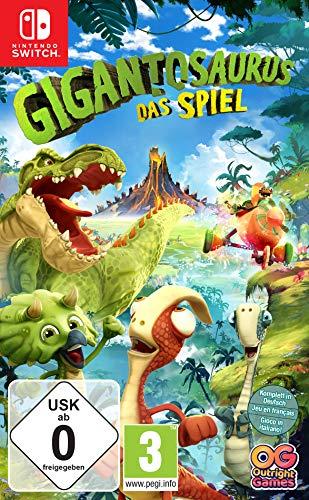 Gigantosaurus: Das Videospiel - [Nintendo Switch]
