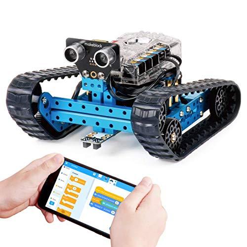 Makeblock mBot Ranger Roboter, 3-in-1-Programmierbarer Robot Bausatz,...
