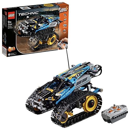 LEGO 42095 Technic Ferngesteuerter Stunt-Racer, ferngesteuertes Auto,...