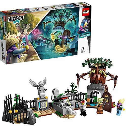 LEGO Hidden Side 70420 Mysterium auf dem Friedhof, Spielzeug für...