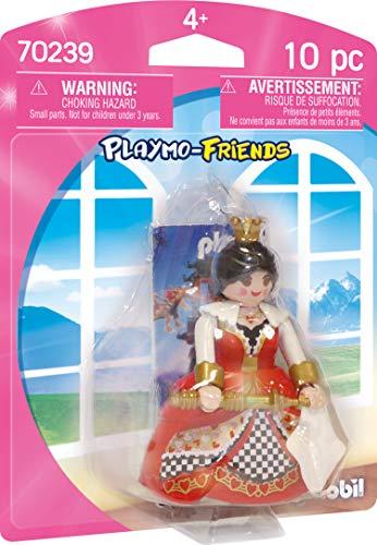 PLAYMOBIL PLAYMO-FRIENDS 70239 Herzkönigin, ab 4 Jahren