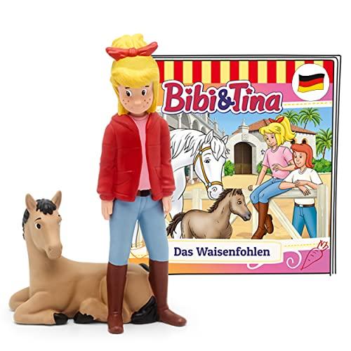 tonies Hörfiguren für Toniebox, Bibi und Tina – Das Waisenfohlen,...