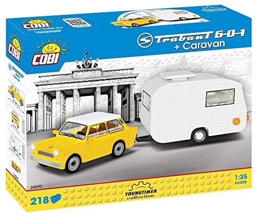 COBI COBI-24590 Other License Spielzeug, verschieden