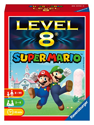 Ravensburger Kartenspiele 26070 - Super Mario Level 8