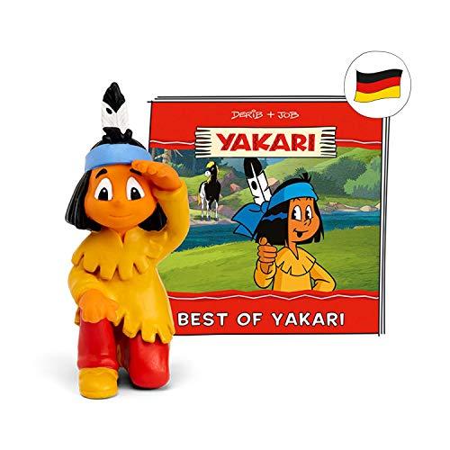 tonies Hörfiguren für Toniebox: Best of Yakari Figur - ca 45 Min....