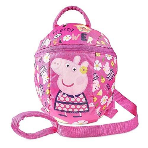 Peppa Pig Backpack Kinder-Rucksack, 32 cm, Pink
