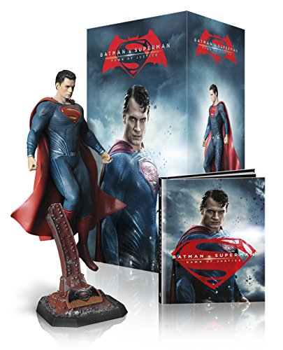 Batman v Superman: Dawn of Justice Ultimate Collector's Edition (inkl....