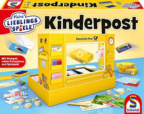 Schmidt Spiele 40555 Kinderpost, Kinderspiel, Meine Lieblingsspiele,...