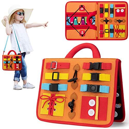 teytoy Busy Board Montessori Spielzeug, Lernspielzeug für Kleinkinder...
